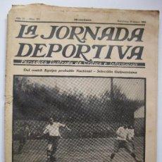 Coleccionismo deportivo: LA JORNADA DEPORTIVA - Nº 107 -