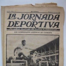 Coleccionismo deportivo: LA JORNADA DEPORTIVA - Nº 177 -