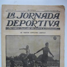 Coleccionismo deportivo: LA JORNADA DEPORTIVA - Nº 198 -