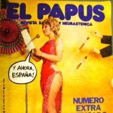 Collectionnisme sportif: EL PAPUS Nº 27 - 20 MAYO 74. Lote 32911537