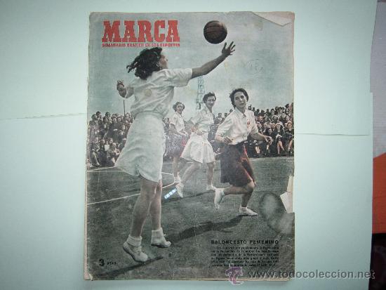 Nº 455, 21 DE AGOSTO DE 1951. (Coleccionismo Deportivo - Revistas y Periódicos - Marca)