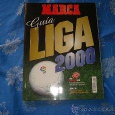 Coleccionismo deportivo: GUIA MARCA 2000. Lote 33738263