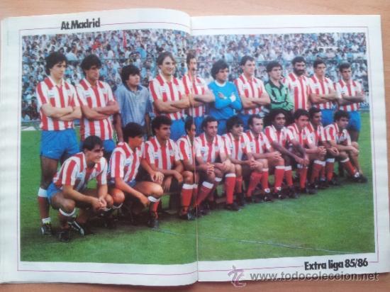 Coleccionismo deportivo: EXTRA DON BALON LIGA 85 - 86 - GUIA LIGA 1985-1986 - - Foto 4 - 33710392
