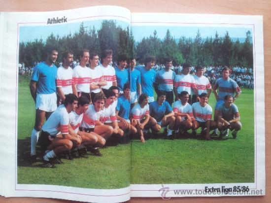 Coleccionismo deportivo: EXTRA DON BALON LIGA 85 - 86 - GUIA LIGA 1985-1986 - - Foto 6 - 33710392