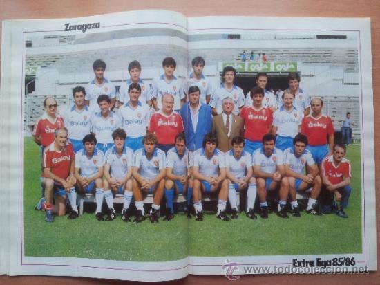 Coleccionismo deportivo: EXTRA DON BALON LIGA 85 - 86 - GUIA LIGA 1985-1986 - - Foto 9 - 33710392