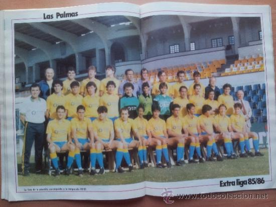 Coleccionismo deportivo: EXTRA DON BALON LIGA 85 - 86 - GUIA LIGA 1985-1986 - - Foto 10 - 33710392