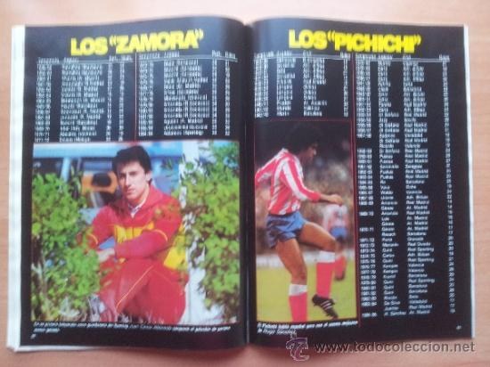 Coleccionismo deportivo: EXTRA DON BALON LIGA 85 - 86 - GUIA LIGA 1985-1986 - - Foto 11 - 33710392