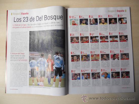 Coleccionismo deportivo: EXTRA EUROCOPA 2012 - REVISTA DIARIO SPORT - Foto 2 - 192400521