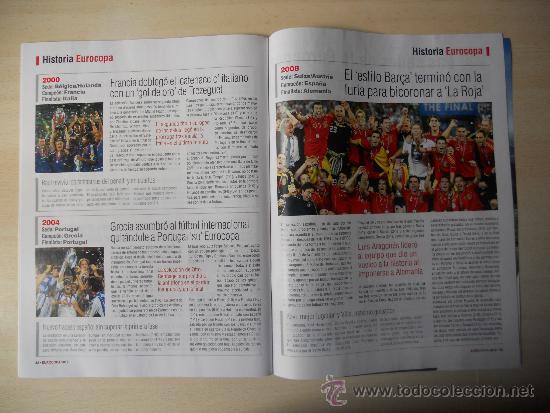 Coleccionismo deportivo: EXTRA EUROCOPA 2012 - REVISTA DIARIO SPORT - Foto 4 - 192400521