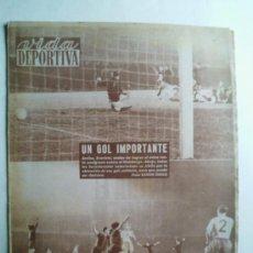 Coleccionismo deportivo: VIDA DEPORTIVA DEL 17-4-1.961 - COPA DE EUROPA - BARCELONA 1 - HAMBURGO 0 - VER FOTOS. Lote 54356614