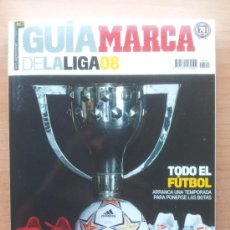 Coleccionismo deportivo: GUIA MARCA EXTRA LIGA 08 - GUIA ANUARIO 2007/2008 - Nº 13 - 07/08 - . Lote 33983445