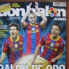 Coleccionismo deportivo: DON BALON Nº 1833: BALON DE ORO A DEBATE. Lote 34363267