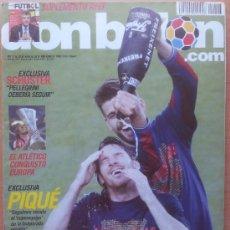 Coleccionismo deportivo: DON BALON FC BARCELONA CAMPEON LIGA 09/10 - BARÇA 2009/2010 - SCHUSTER - FINAL CHAMPIONS . Lote 34520994