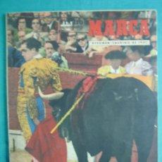 Coleccionismo deportivo: DIARIO MARCA 1952. Lote 34668397