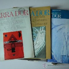 Coleccionismo deportivo: LOTE DE 11 REVISTAS SERRA D'OR (AÑO 1985 COMPLETO) !!!. Lote 34906136