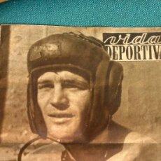 Coleccionismo deportivo: PERIODICO VIDA DEPORTIVA Nº 205. 1949. Lote 34946180