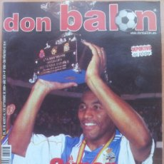 Coleccionismo deportivo: DON BALON RC DEPORTIVO CORUÑA CAMPEON SUPERCOPA 2000 - POSTER - ROA SIETES CELADES LA FURIA - . Lote 35183364