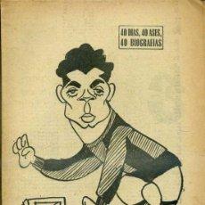 Coleccionismo deportivo: OLIVELLA, CAPITÁN 1954 (MARCA, 1966). Lote 35231630