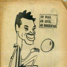 Coleccionismo deportivo: FRANCISCO CAMPOS, EL HOMBRE GOL (MARCA, 1965). Lote 35231737