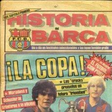Coleccionismo deportivo: DIARIO SPORT 1 JULIO 1983 - LA COPA - MARADONA, SCHUSTER. Lote 35234050