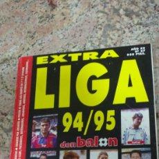 Coleccionismo deportivo: EXTRA LIGA DON BALON TEMPORADA 94-95. Lote 35387771