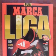 Coleccionismo deportivo: REVISTA GUIA MARCA LIGA 98 99 COMO NUEVA REPORTAJES DE FUTBOL NOTICIAS EQUIPOS JUGADORES ETC . Lote 35434069