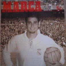 Coleccionismo deportivo: REVISTA SUPLEMENTO ESPECIAL MARCA CENTENARIO REAL MADRID 2002 - 100 AÑOS - . Lote 35511655