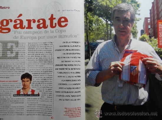 Coleccionismo deportivo: DON BALON 2008 - LAPORTA DANI ALVES - FC BARCELONA - CRISTIANO RONALDO - JOSEBA LLORENTE GARATE - Foto 8 - 35563455