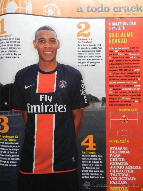 Coleccionismo deportivo: DON BALON 2008 - LAPORTA DANI ALVES - FC BARCELONA - CRISTIANO RONALDO - JOSEBA LLORENTE GARATE - Foto 9 - 35563455