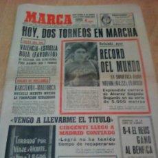 Coleccionismo deportivo: DIARIO MARCA. 13 DE AGOSTO 1971. Lote 35600902