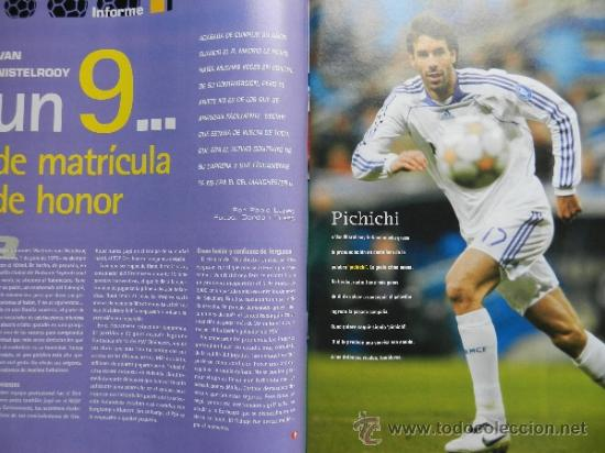 Coleccionismo deportivo: DON BALON 2008 - GUDJOHNSEN FC BARCELONA - ABBIATTI ATLETICO - VAN NISTELROOY REL MADRID RACING - Foto 5 - 35613965