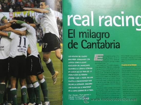 Coleccionismo deportivo: DON BALON 2008 - GUDJOHNSEN FC BARCELONA - ABBIATTI ATLETICO - VAN NISTELROOY REL MADRID RACING - Foto 7 - 35613965