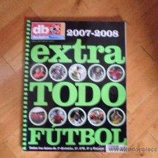Coleccionismo deportivo: EXTRA DON BALÓN TODO FÚTBOL 07/08. Lote 36400939