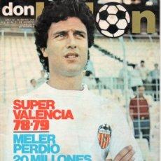 Coleccionismo deportivo: DON BALON Nº 149 AÑO 1978. Lote 36636128
