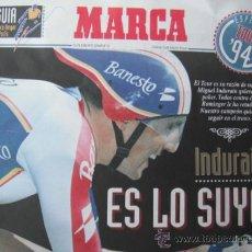 Coleccionismo deportivo: GUIA MARCA. ESPECIAL TOUR 1994. VER FOTOS ADICIONALES.. Lote 36651824