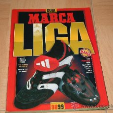 Coleccionismo deportivo: GUIA MARCA TEMPORADA 98-99. Lote 36686310