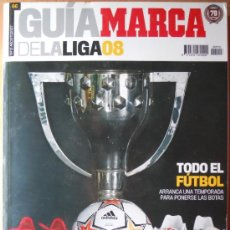 Coleccionismo deportivo: GUIA MARCA EXTRA LIGA 08 - GUIA ANUARIO 2007/2008 - Nº 13 - 07/08 - . Lote 36723615