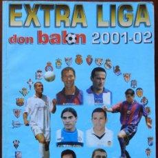 Coleccionismo deportivo: EXTRA DON BALON LIGA 2001/2002 - ESPECIAL GUIA LIGA FUTBOL TEMPORADA 01/02 - . Lote 37001784