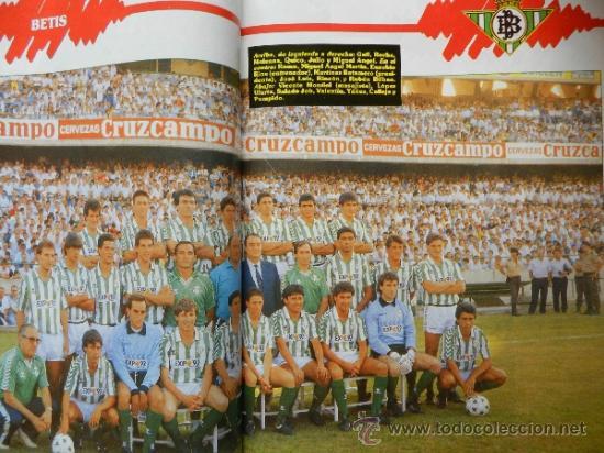 Coleccionismo deportivo: EXTRA DON BALON LIGA 88/89 - ESPECIAL GUIA LIGA FUTBOL TEMPORADA 1988/1989 - - Foto 2 - 37984565