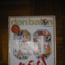 Coleccionismo deportivo: DON BALON 30 AÑOS. Lote 37196884