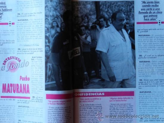 Coleccionismo deportivo: DON BALON 1994 FC BARCELONA-REAL MADRID-MATURANA ATLETICO DE MADRID-MOACIR SEVILLA-KARPIN-POSTER- - Foto 3 - 37376307