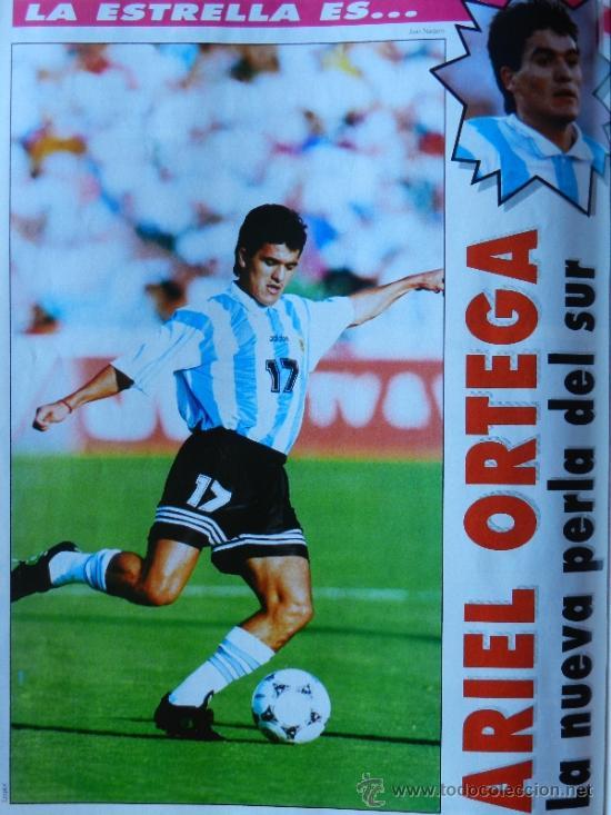 Coleccionismo deportivo: DON BALON 1994 FC BARCELONA-REAL MADRID-MATURANA ATLETICO DE MADRID-MOACIR SEVILLA-KARPIN-POSTER- - Foto 13 - 37376307