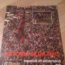 Coleccionismo deportivo: REVISTA MUNDO DEPORTIVO BARCELONA - HISTORIA DE UN AÑO - ESPECIAL 69 ANIVERSARIO - FEBRERO 1975. Lote 37696844