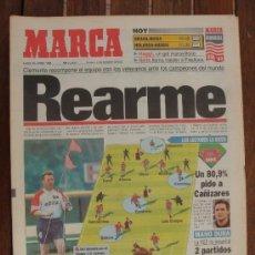 Coleccionismo deportivo: MARCA, 20 DE JUNIO DE 1994, MUNDIAL DE ESTADOS UNIDOS 1994. VER FOTOS.. Lote 46200666