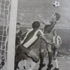 Coleccionismo deportivo: MUNDO DEPORTIVO-(27.9.) 1972 ALFONSEDA (16,5 X 18,5 CM). Lote 37816576