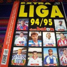 Coleccionismo deportivo: DON BALÓN EXTRA LIGA 94 95 1994 1995. 950 PTS. .. Lote 37895966