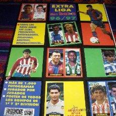 Coleccionismo deportivo: DON BALÓN EXTRA LIGA 96 97 1996 1997. 950 PTS. .. Lote 37896050
