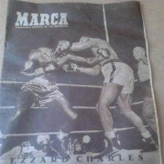 Coleccionismo deportivo: MARCA DEL 28 DE JUNIO DE 1949 TOTALMENTE ENTERO Nº 343. Lote 38011309