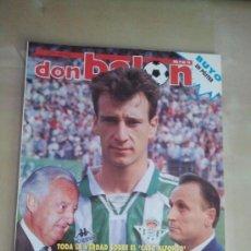 Coleccionismo deportivo: DON BALÓN Nº 1043 (1996). ALFONSO, Y TÚ DE QUIEN ERES?. Lote 38537336