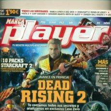 Coleccionismo deportivo: MARCA PLAYER Nº 24 - DEAD RISING 2. Lote 38885661